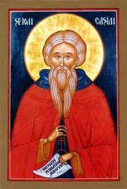 Patima tristetii la Sfantul Ioan Casian