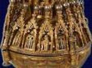 Cadelnita de la Tismana - unul din cele mai vechi obiecte liturgice
