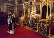 Sfanta Liturghie a Darurilor mai inainte sfintite