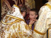 Ritualul Impartasirii in riturile liturgice orientale