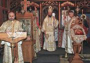 Evanghelia si Apostolul se canta ori se citesc?