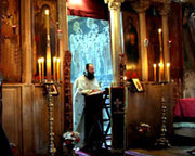 Cultul ortodox - mediu al lucrarii Sfantului Duh asupra noastra