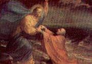 Aratarea Domnului Hristos Sfantului Apostol Petru