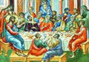 Aratarea Mantuitorului Apostolilor Sai, in prima zi a Invierii
