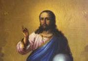 Enuntarea poruncii iubirii crestine si prevestirea Rastignirii