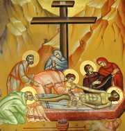 Moartea si ingroparea Domnului