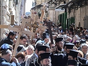 Vinerea Mare in Ierusalim
