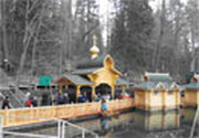 Pelerinaj de Izvorul Tamaduirii la Sf. Serafim de Sarov