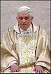 Mesajul de condoleante al papei Benedict al XVI-lea