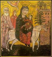 Fuga in Egipt - Duminica dupa Nasterea Domnului