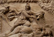 Mithra in Dacia