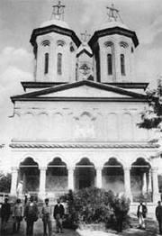 Distrugerea Manastirii Vacaresti