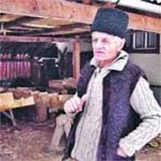Maestrul bisericilor de lemn