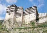 Femeile vor pe Muntele Athos