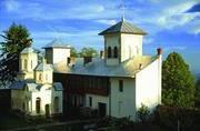 Manastirea Arnota, distrusa de explozii