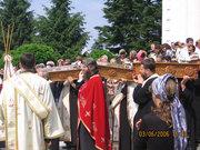 Procesiunea cu moastele Sfintilor Zotic, Atal, Camasie si Filip - II