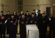 Corala Sfantul Apostol Andrei a Preotilor din Capitala la vremea colindelor