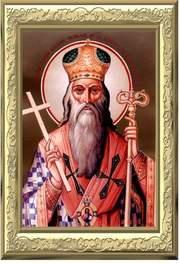Viata Sfantului Ierarh Mucenic Teodosie de la Manastirea Brazi