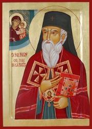 Sfantul Ierarh Iosif cel Nou de la Partos