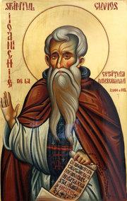 Sfantul Ioanichie Schimonahul de la Valea Chiliilor - Cetatuia