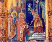 Intrarea Maicii Domnului in Biserica - Vovidenia