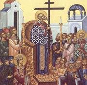 Crucea - semnul puterii lui Hristos
