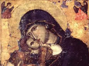 Maica Domnului - icoanele facatoare de minuni din Sfantul Munte Athos