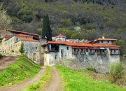 Manastirea Dousikou - Sfantul Visarion