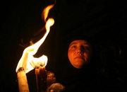 Invitatie la a fi lumina, in Saptamana Patimilor