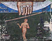 Judecata de Apoi - Balanta cantaririi sufletelor