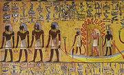Plagile Egiptului sau lupta dintre cele doua religii