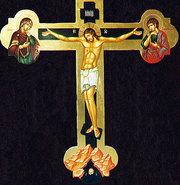 Crucea - instrumentul de tortura datator de viata