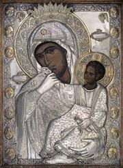 Paraclisul icoanei Maicii Domnului Mangaietoarea
