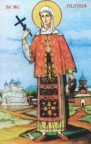 Sfanta Mucenita Filofteia