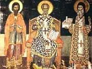 Teofan Cretanul - calugar si pictor