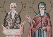 Sfantul Daniil Stalpnicul; Sfantul Luca cel Nou Stalpnicul