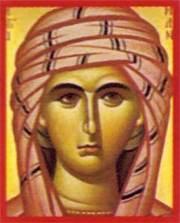 Sfanta Cuvioasa Melania Romana