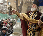 Ajunul Bobotezei; Sfantul Mucenic Teotempt si Sfanta Mucenita Teona; Cuvioasa Sinclitichia (Post)