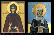 Cantare de lauda la Sfintele Apolinaria si Sinclitichia